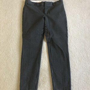 Banana Republic Sloan ankle length pants